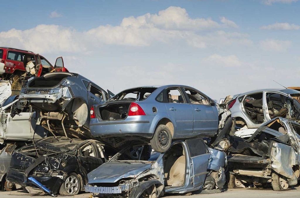 Scrap car removal Barrie Top cash junk