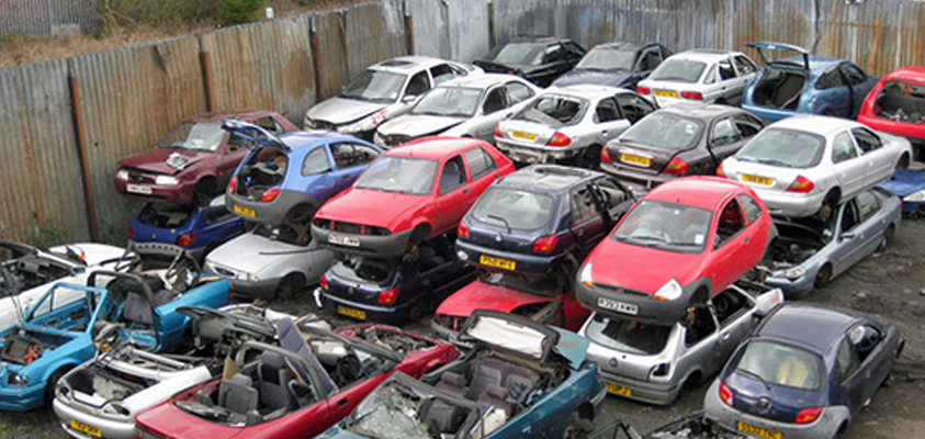 Scrap Yard that Paid top Dollars for Scrap Cars