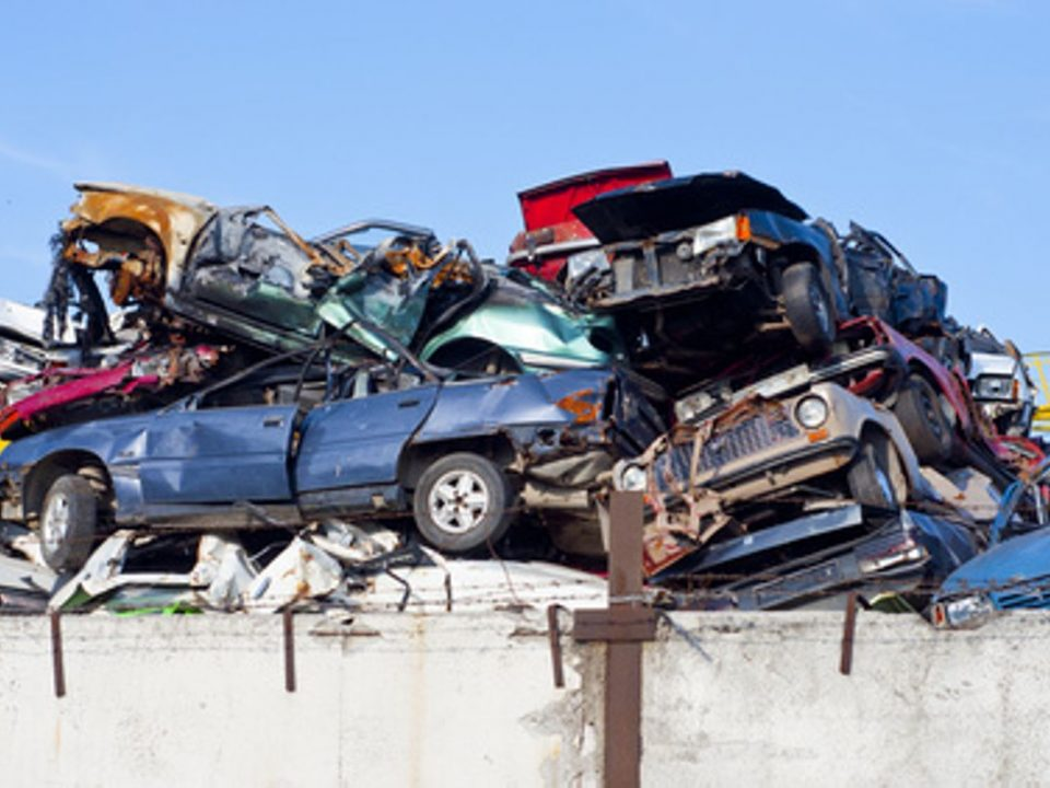 Scrap Car Removal East York